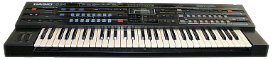 Photo of a Casio CZ-1