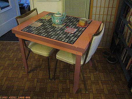 Multi-Game Table in use